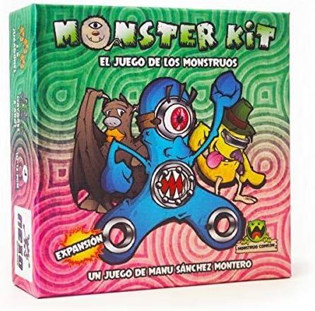 NEXO- Monster Kit Expansión Tranjis Games, (1): Amazon.es ...