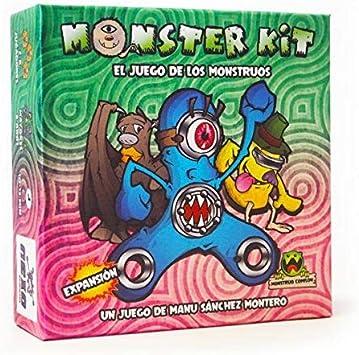 NEXO- Monster Kit Expansión Tranjis Games, Multicolor (1): Amazon.es: Juguetes y juegos