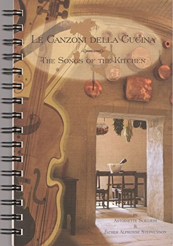 La Canzoni della Cucina - The Songs of the Kitchen (Book with CD)