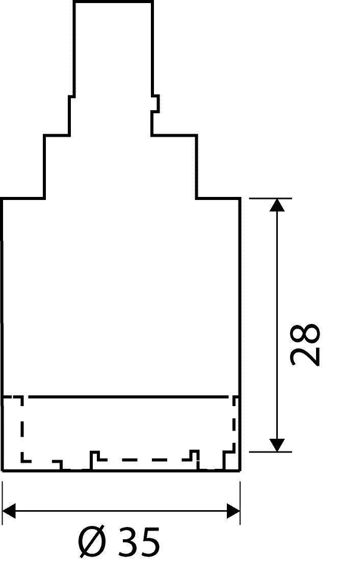64030 5 40 mm Sanitop-Wingenroth cartucho n/úmero 70 Premium para grifos