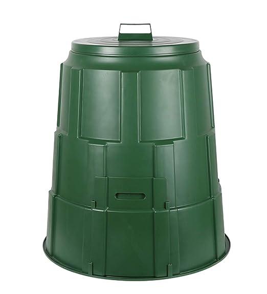 GGYSSY Compost Bins Convertidor Gran Jardín Compostadas Orgánica ...