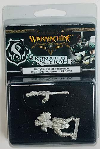 Warmachine: Garryth Eye of Vengeance Warcaster