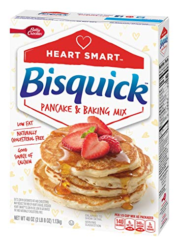 Bisquick Heart Smart Baking Mix, 40 oz