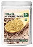 Cumin Powder (1 Pound) - Organic Ground Cumin Seed Powder (Cuminum cyminum L.)