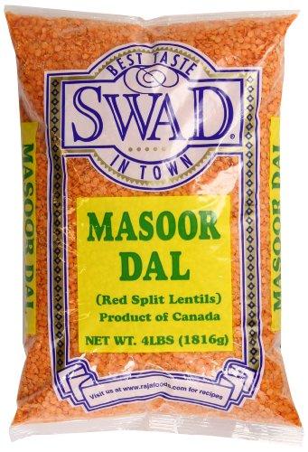 Swad Masoor Dal, 4 Pound