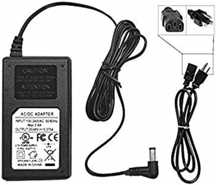 UL Listed CP-PWR-CUBE-3 6 Feet AC Power Cord Included GSDT Power Supply Adapter for Power Cube 2 and 3 Cisco 7900 7800 6921 Series /& Polycom VVX 500 600 1500 Series Unified IP Phones