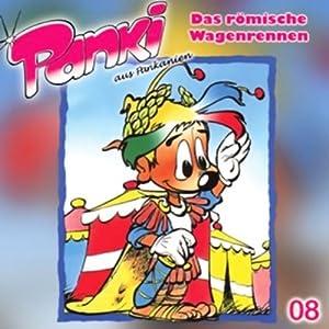 Das römische Wagenrennen (PANKI 08) Hörspiel