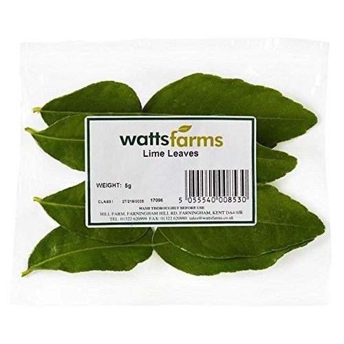 Watts Farms Lime Leaves 5g
