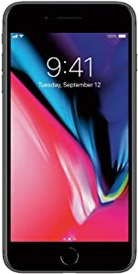 Apple iPhone 8 Plus Space Gray 64GB A1864 - GSM Unlocked Smartphone - Clean IMEI - Fully Tested w/Warranty