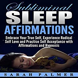 Subliminal Sleep Affirmations