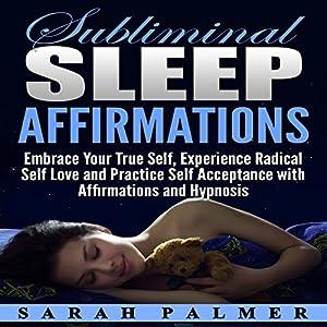 Subliminal Sleep Affirmations Speech