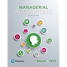 Managerial Accounting Plus MyAccountingLab with Pearson eText -- Access Card Package (5th Edition)