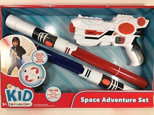 Star Wars Gun Sound (Kid Connection Space Adventure Set)
