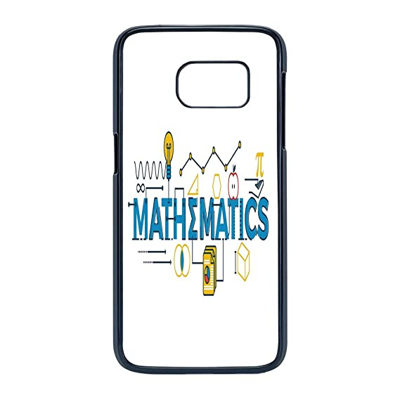 Amazon Cell Phone Case Compatible Samsung Galaxy S7mathematics