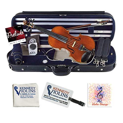 Louis Carpini G2 Violin Outfit (4/4)