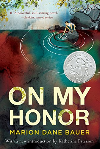 Amazon on my honor 9780547722405 marion dane bauer books on my honor fandeluxe Images