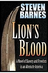Lion's Blood Kindle Edition