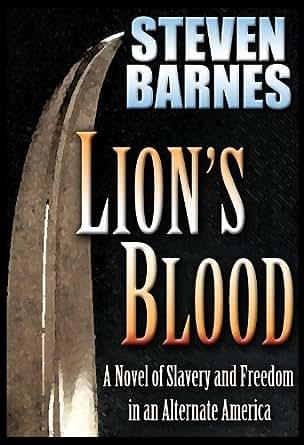 Lion's Blood (Insh'Allah Book 1)