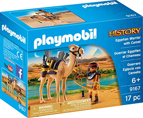 - PLAYMOBIL® Egyptian Warrior with Camel