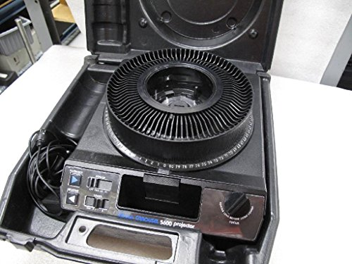 Kodak Ektagraphic Slide Projector 5600 by Kodak