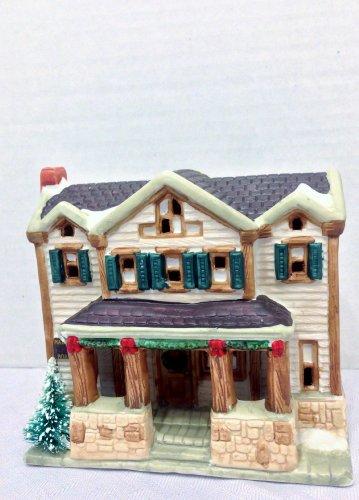 A Wonderful Holiday Christmas Village