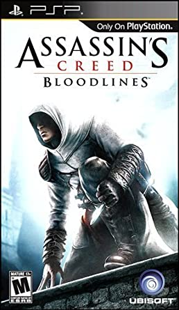 Amazon Com Assassin S Creed Bloodlines Sony Psp Video Games