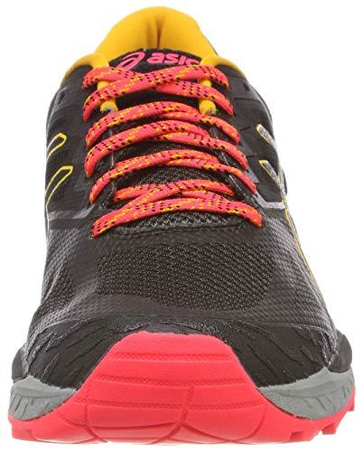 Pour Ambre 6 De Asics Gymnastique Femmes Gel noir 001 fujitrabuco Chaussures Noires Y7fq1Y