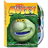 Learning French for Kids 6 DVD Sets - Teaching Children and Toddlers with the New Muzzy Premier Edition - The BBC Language Learning System Course - 6 DVD Set + Online Games & Videos