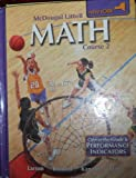 McDougal Littell Middle School Math New York, MCDOUGAL LITTEL, 0618887679