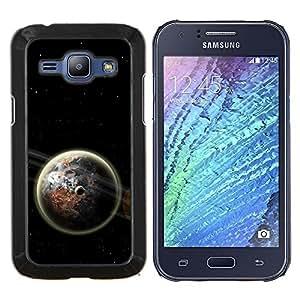 Be-Star Único Patrón Plástico Duro Fundas Cover Cubre Hard Case Cover Para Samsung Galaxy J1 / J100 ( Galassia Stelle 61 )