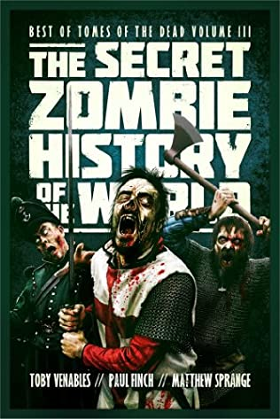 book cover of The Secret Zombie History of the World