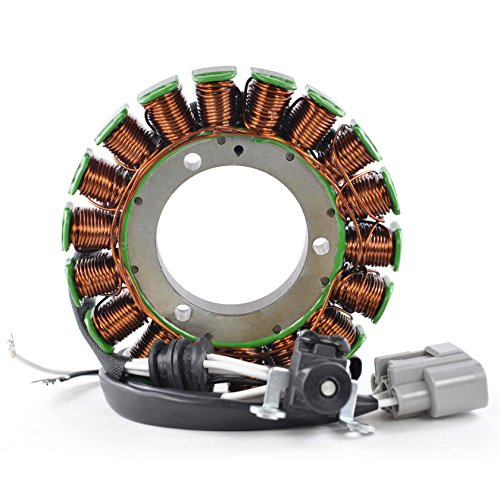 (Generator Stator For Yamaha XVS Stryker/V Star/Tourer 1300 2010 2011 2012 2013 2014 2015 2016 2017 OEM Repl.# 3D8-81410-10-00 3D8-81410-20-00)