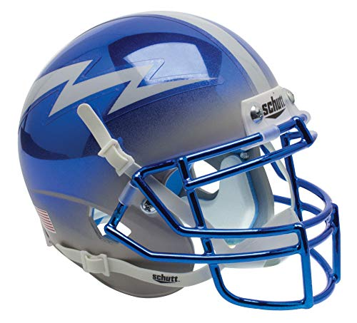 NCAA Air Force Falcons US blue/Grey Mini Helmet,