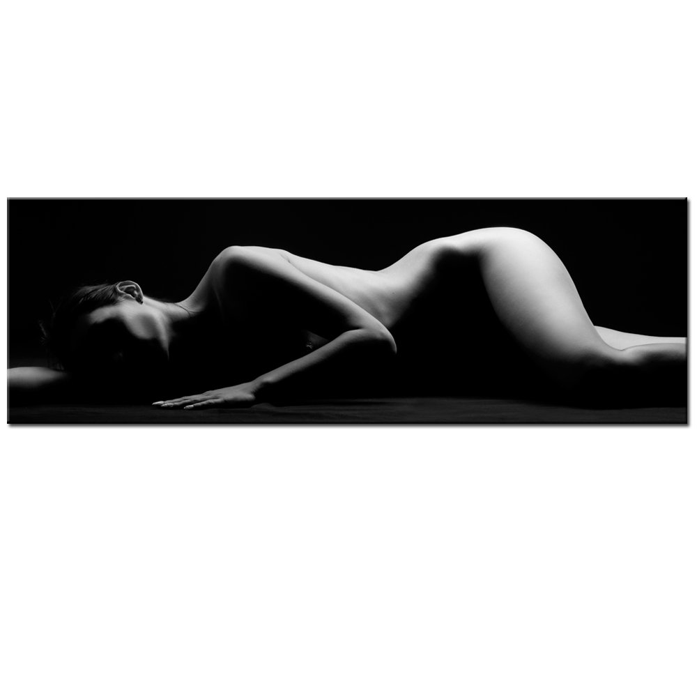 Art black nude photography white
