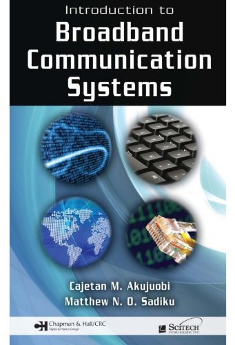 Download Introduction to Broadband Communication Systems (Telecommunications) Pdf