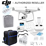 DJI Phantom 4 PRO Quadcopter Ultimate On-The-Go Bundle Kit