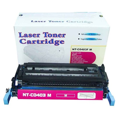 Generic Compatible Toner Cartridge Replacement for HP CB403A ( Magenta ) Photo #2