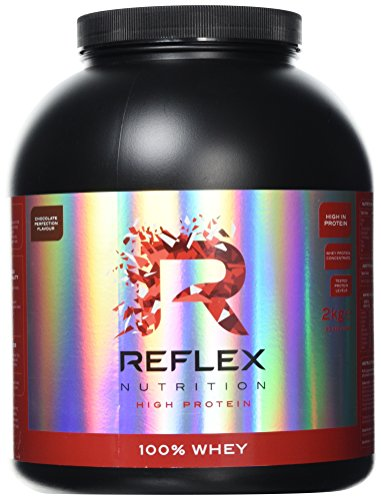 Reflex Nutrition  100% Whey  2kg - Chocolate Perfection