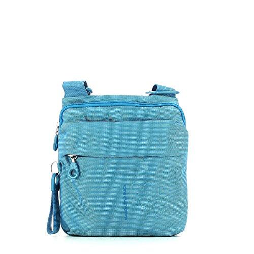Mandarina Duck Md20 Tracolla - Shoppers y bolsos de hombro Mujer Fjord Blue