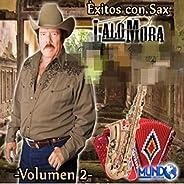 Éxitos Con Sax, Vol. 2