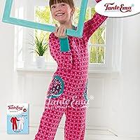 Tante Ema® Großes Nähglück Nr. 10, Kinder-Jumpsuit 110 bis 152