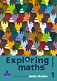 img - for Exploring Maths: Class Book Tier 1 by Anita Straker (2009-01-08) book / textbook / text book