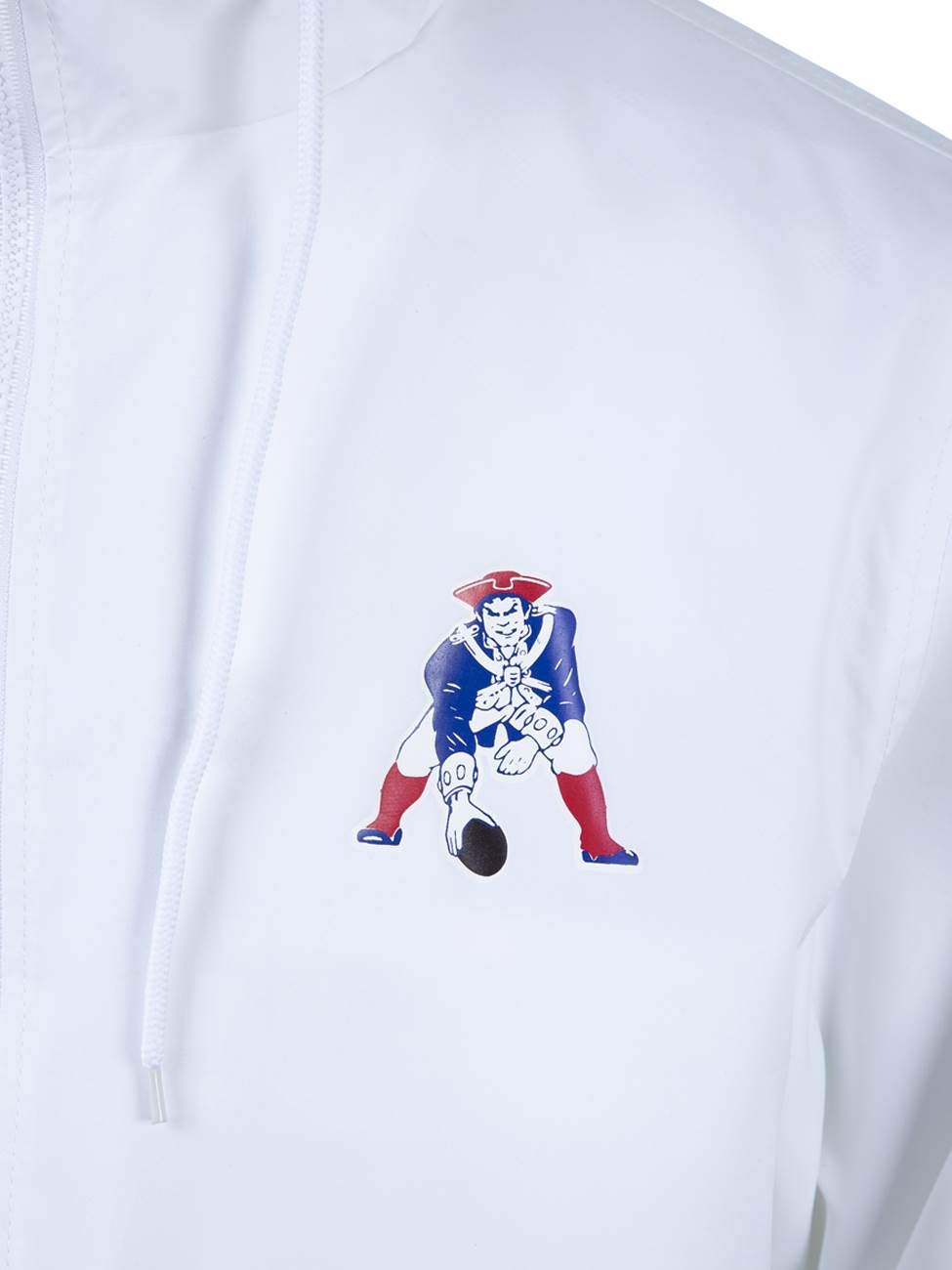 0e08508bfe98b JAQUETA WINDBREAK NEW ENGLAND PATRIOTS NFL NEW ERA  Amazon.com.br  Amazon  Moda