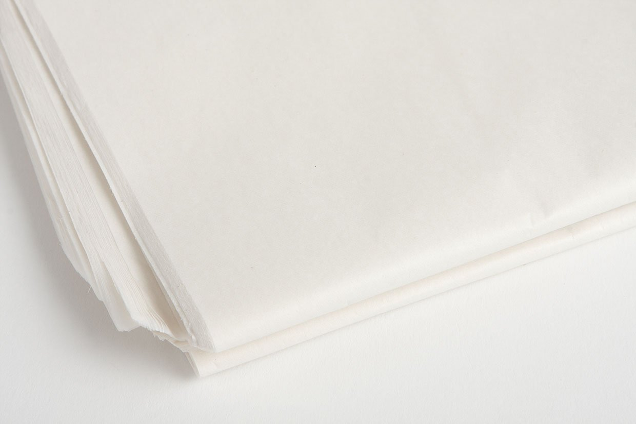 ODL Packaging 100 Tissue Paper Sheets, White (H/Q), Acid Free 18