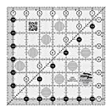"""Creative Grids 7.5"""" Square Quilting Ruler"""