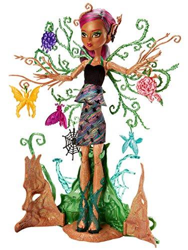 Monster High Garden Ghouls Treesa Thornwillow Doll, 14.5