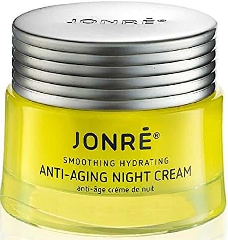 Jonre Anti Aging Night Cream, Definitely Hydrating Face Cream, Completely Massaging Your Dry Skin, Face Moisturizer for Wrinkles, Nourishing, Anti Wrinkle Cream, 1.7 oz.