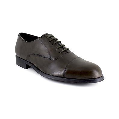 Cuir Vert J.bradford Brogues - Couleur - Vert, Taille De Chaussures - 41