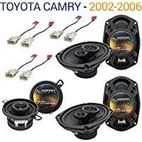 Toyota Camry 2002-2006 Factory Speaker Upgrade Harmony R69 R35 Package New