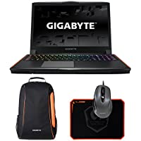 Gigabyte P56Xv7-KL3 Enthusiast (i7-7700HQ, 32GB RAM, 500GB NVMe SSD + 256GB SATA SSD + 1TB HDD, NVIDIA GTX 1070 8GB, 15.6 IPS Full HD, Windows 10) VR Ready Gaming Notebook